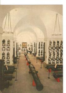 Postal 029803 : Tower of London. Armouries. Cannon Room