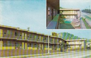 California Hollywood Land Lodge Apartment Motel With Swimming Pool
