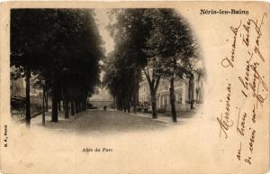 CPA Néris-les-Bains Allée du Parc (682701)