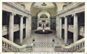 Corridor, Main Stairways, Capitol -ut_salt_lake_city_04