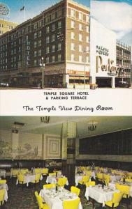 Temple Square Hotel & Parking Terrace , SALT LAKE CITY , Utah , 50-60s