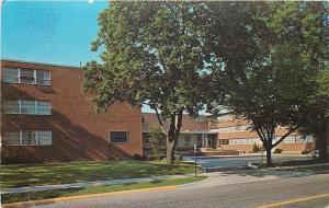 Columbus OH~Schoedinger-Setterlin Hall~Capital University~Womens Dorm~1966