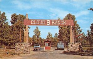 Caulfield Missouri~Cloud 9 ranch~Entrance Gate~Campsites~1960s Van~Truck~PC