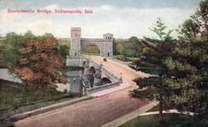 Indianapolis, Indiana - Diving Tower, Riverside Bathing Beach - in 1914