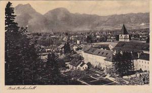Bad Reichenhall, Bavaria, Germany, 10-20s
