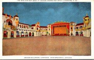 Illinois Chicago Aragon Ballroom