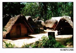 CPM SURINAME-Marron village (330394)