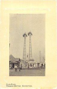Postcard exhibitions Flip-Flap Franco British Exhibion