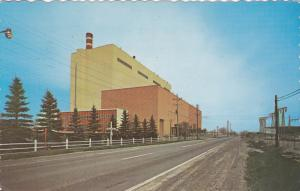Hydro Quebec Generating Station, TRACY, Quebec, Canada, 40-60´s