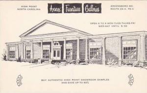Annex Furniture Galleries,Greensboro, North Carolina,00-10s