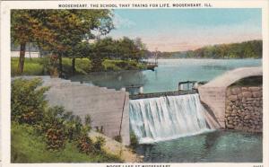 Illinois Mooseheart Moose Lake Curteich