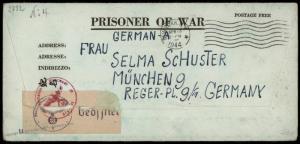 USA Camp Fort Robinson Nebraska WWII Germany POW Kriegsgefangenen Kgf 81604