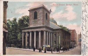 Kings Church Boston Massachusetts 1906