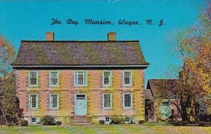 New Jersey Wayne The Day Mansion