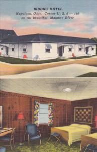 Biddies Motel , NAPOLEON , Ohio , 30-40s