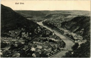 CPA AK Bad Ems- GERMANY (1028997)