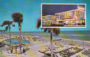 The Fabulous New Waikikiki Motel Pool Miami Beach Florida