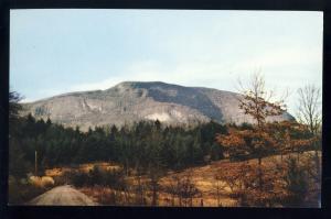 Cashiers/Highlands, North Carolina/NC Postcard, Whiteside Mountain