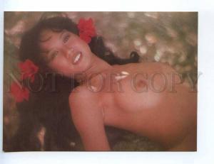 239437 USA HONOLULU South Seas Island nude girl old postcard
