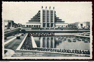 dc1317 - BELGIUM Bruxelles Heysel 1950 Expo Palace. Tuberculosis Slogan