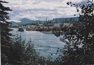 Ship Keno Makes Last Trip to Dawson, Whitehorse, Yukon Territory, Canada, 50-...