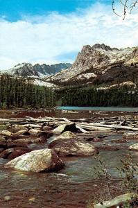 Hell Roaring Lake - Stanley, Idaho