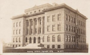 RP: CALGARY , Alberta , Canada , PU-1911 :  Normal School
