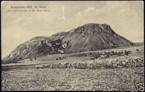 St. Kitts, Brimstone Hill (1910s)