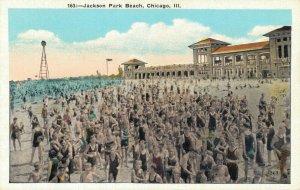 USA - Jackson Park Beach Chicago - 04.31