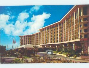 Pre-1980 HOTEL SCENE Southampton Bermuda B2069