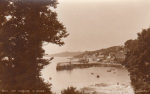 RP: ST. MAWES , Cornwall , England , 1920-30s ; Harbour