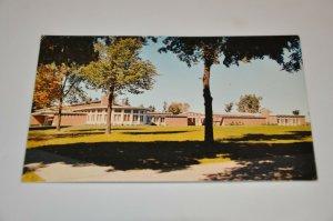 1950s Jerry Tyler Student Center Alma College Michigan Dexter Press Grand Rapids