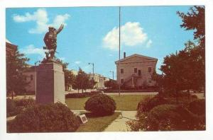 Courthouse Square, Newberry, South Carolina, 40-60s