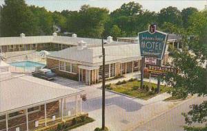 Alabama Sylacauga Jacksons Trace Motel and Restaurant
