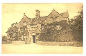 The Peacock Inn, Rowsley (Derbyshire), England, UK, 1900-1910s