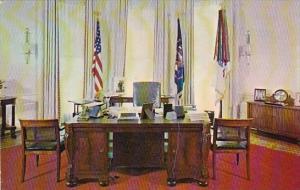 Washington D C The White House President's Office