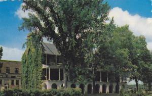 Historical Society Museum, Formerly Officers' Barracks, Fredericton, N.B., Ca...