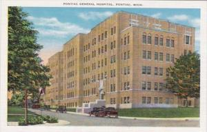 Michigan Pontiac General Hospital