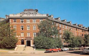 University of Iowa~City~Currier Residence Dorm~Nice 1970s Cars