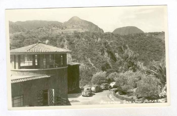 RP, Balneario, San Jose, Purua, Michoacan, Mexico, 1930-1950s