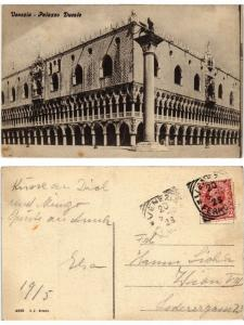CPA Venezia. Palazzo Ducale. ITALY (521448)