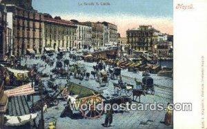 La Strada S Lucia Napoli, Italy Unused