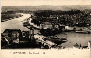 CPA   Montereau - Vue Générale   (436864)