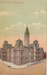 Pennsylvania Philadelphia City Hall 1910