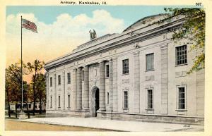 IL - Kankakee. Armory