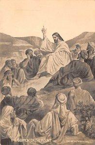 The Sermon on the Mount Religious 1912