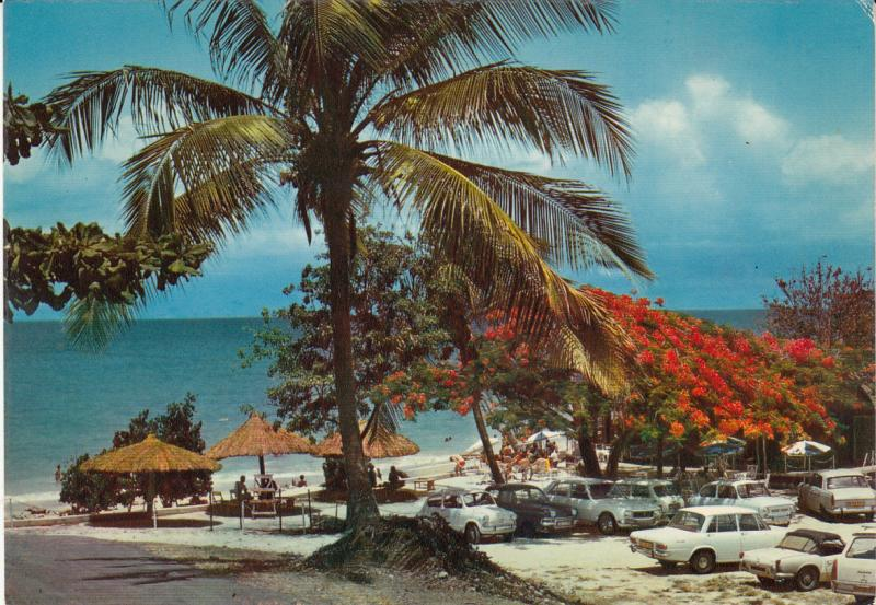 GUADELOUPE GOSIER BEACH & CLASSIC CARS