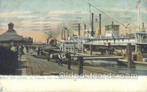 Mississippi River Steamers Ferry Boats, Ship 1908 light wear, postal used 1908