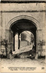 CPA VARENGEVILLE-sur-MER - Manoir d'Ango (105812)