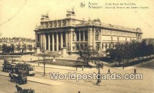 Anvers Germany, Deutschland Postcard Musee Royal des Beaux arts Anvers Musee ...